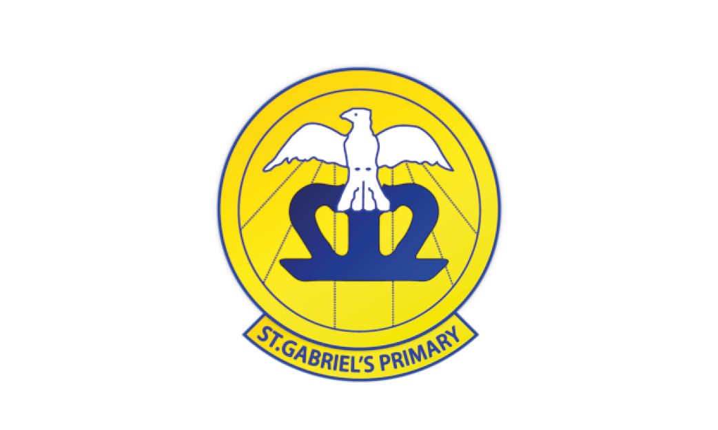 Sts Gabriel and Raphael RC Primary School logo